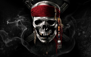 Pirates of the Caribbean, skull