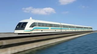 поезд, локомотив, скорость, природа.