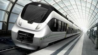 vlak, lokomotiva, rychlost, krása