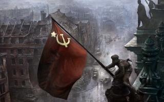 перемога, 9 травня, прапор, СРСР, ВВВ, герої, Берлін