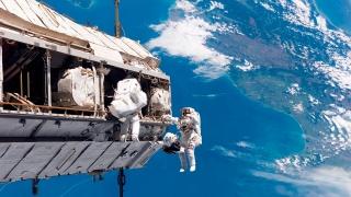 NASA, astronauts, people