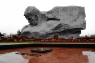 monument, courage, WOW, heroes, The Brest fortress