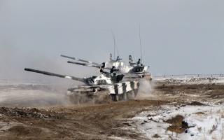 Tank, two