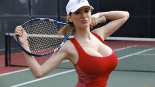 Джордан Карвер, спорт, теніс