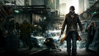 Watch Dogs, game, Aiden Pearce, the main character