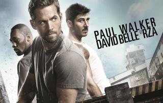 Paul Walker, Paul Walker, Brick Mansions, 13th district: Brick mansions, David Belle, RZA