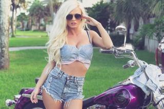 aida ridic, holka, modelka, Pózování, brýle, bike, harley davidson