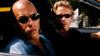 the fast and the furious, Paul Walker, VIN Diesel