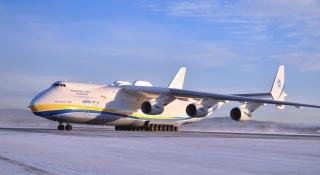ан-225, мрия, зима, самый, большой, самолет, в, мире, Украина, вес, 590 тонн, грузоподъемность, 254 тонны, скорость 762 км
