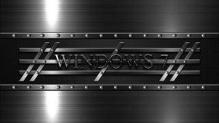 Windows 7, program, saver, metal
