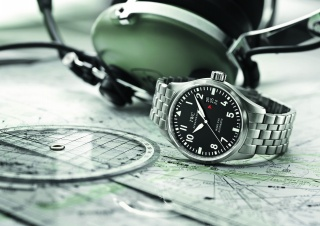 mark xvii, watch, watch, pilots, Iwc