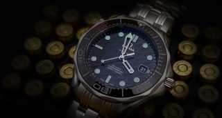 watch, omega, james bond, seamaster, watch, 50th anniversary