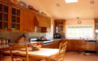 інтер'єр, Дизайн, Стиль, кухня, будинок, вілла