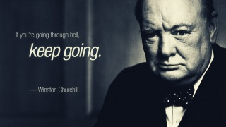 winston leonard spencer-churchill, Winston Churchill, quote