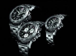 breitling, трио, швейцарские часы, часы