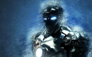 железный человек, Железный человек, броня, костюм