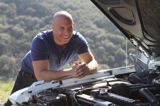 VIN Diesel, actor, Vin Diesel, smile, man