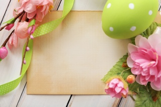 EGGS, in the spring, flowers, Easter, Easter