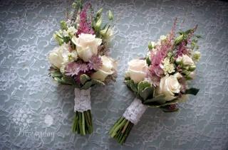 flowers, bouquet, Composition, rose