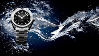вода, часы, Омега, часы seamaster, профессиональный