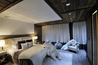 медведи, спальня, Дизайн, интерьер