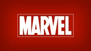 Logo, Marvel, logo, Red