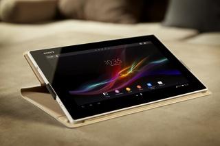 Сони, Андроид, смартфон Xperia планшетных Z, стильный, таблетка, планшет