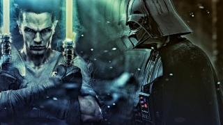 darth vader, star wars the force unleashed, rvačka, bitva