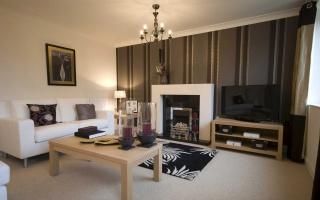 диван, інтер'єр, Дизайн, подушки, кімната, Стиль