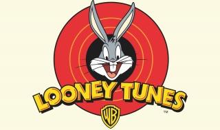 logo, rabbit, white, cartoon, Looney tunes, bugs Bunny