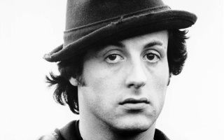 Sylvester Stallone, rocky, actor, hat