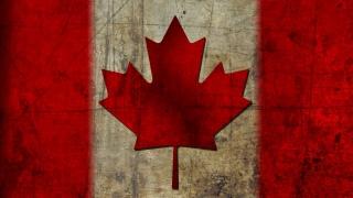 Канада, кленовый лист, Флаг, Флаг, канада
