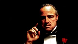 Marlon Brando, Vito, Don, the godfather, godfather, Corleone