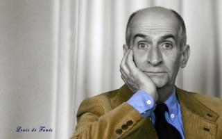 Луи де фюнес, режиссер, актер, сценарист, louis de fun__s