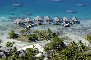 oceán, pláž, Hotel, exotika, Muri Beach, Rarotonga, Cookovy Ostrovy, Maihi