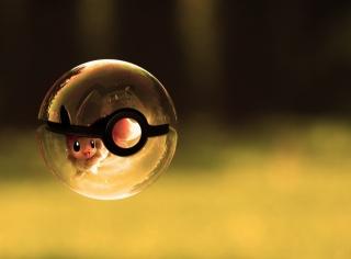 Покемон, куля, скляний, корабель