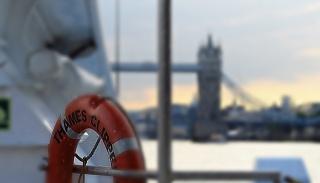 London, Thames, clipper, UK