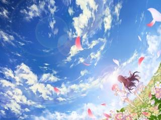 akemi homura, канаме мадока, довге волосся, райська вежа) сьодзьо мадока магіка