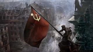 Знамя Победы над Рейхстагом, солдат, окончание войны