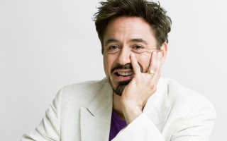 Robert Downey ml., Robert Downey Jr., herci