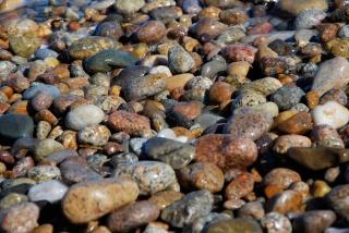 kameny, textury, pozadí na psací, ocean capecod beach kameny, textura