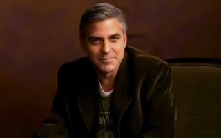 артист, Джордж Клуні, джордж клуні, арт