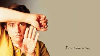 Jim Carrey, celebrity, ruce, pohled