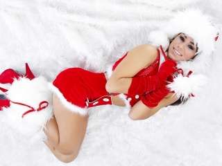 праздник, снегурочка, Новый год