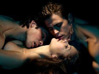 Vampire dairies, the series, the vampire diaries