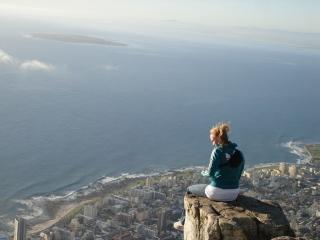 soukromí, svoboda, výška, samota, výhled, panorama