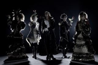 Versailles, hudební skupina, japonsko, kamijo, hizaki, yuki, teru, masashi