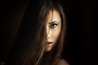 Pro photo, George Chernyad'ev, the dark background