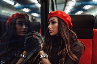 Георгий Чернядьев, профи фото, поезд