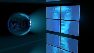 windows 10, logo